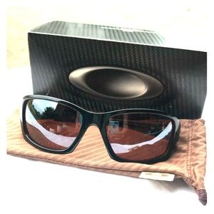 Oakley Tangent polarized sunglasses